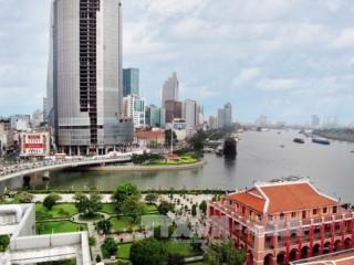 Những bước phát triển ngoạn mục của thành phố mang tên Bác Hồ