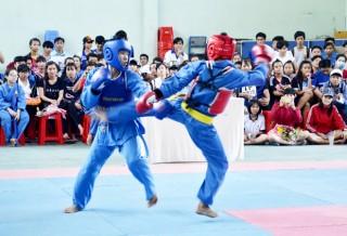 """Đại hội Thể dục - Thể thao ĐBSCL lần VII - 2017: An Giang nỗ lực vượt mục tiêu """"Tốp 5"""""""