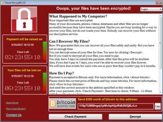 Công cụ kiểm tra miễn phí mã độc tấn công toàn cầu Wanna Cry
