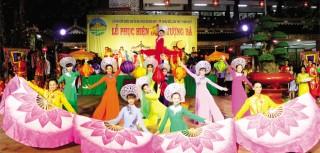 Tưng bừng Lễ hội vía Bà Chúa Xứ núi Sam
