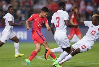 U20 Hàn Quốc vs U20 Argentina: Chủ nhà mơ vé sớm