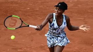 Venus Williams lập kỷ lục ấn tượng tại Roland Garros 2017