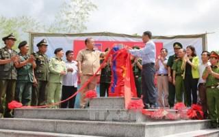 Dấu mốc quan trọng của tình hữu nghị và quan hệ hợp tác Việt Nam - Campuchia