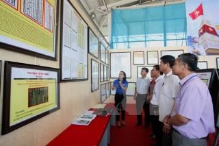 Quảng Trị: Trưng bày tư liệu về Hoàng Sa, Trường Sa của Việt Nam