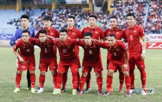 Đội tuyển Việt Nam tăng 5 bậc, vẫn kém Thái Lan trên bảng xếp hạng FIFA