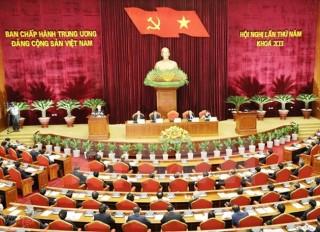 Nghị quyết Hội nghị Trung ương 5 khóa XII về hoàn thiện thể chế kinh tế thị trường định hướng XHCN