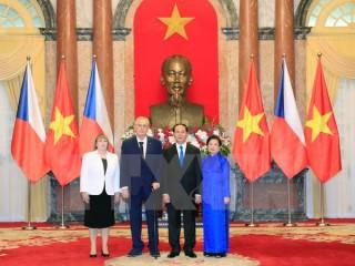 Toàn văn Tuyên bố chung giữa Việt Nam và Cộng hòa Séc