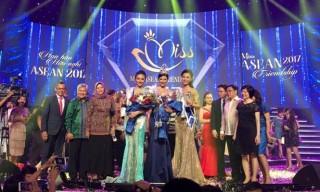 Yến Nhi đạt Á hậu 1 Hoa hậu Hữu nghị Đông Nam Á