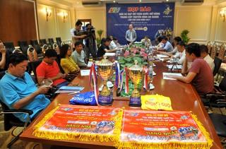 Họp báo giới thiệu Giải xe đạp nữ toàn quốc mở rộng tranh Cúp Truyền hình An Giang lần XVIII- 2017