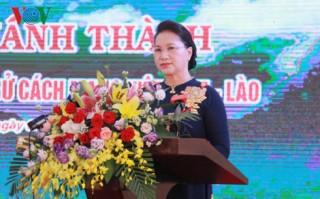 Việt - Lào: Mối quan hệ thủy chung, trong sáng, vững bền