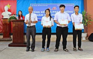 """Trường năng khiếu thể thao An Giang: Đào tạo vận động viên năng khiếu """"vừa hồng, vừa chuyên"""""""