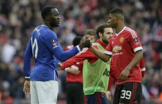 Mourinho nói về ý tưởng sử dụng cặp tiền đạo Rashford và Lukaku cho MU