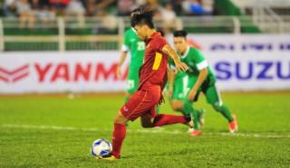 Đè bẹp Macau 8-1, U.22 Việt Nam chiếm ngôi đầu bảng