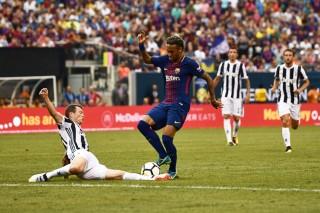 Neymar giúp Barcelona đánh bại Juventus ở ICC 2017