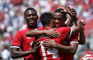 ICC Cup 2017: De Gea tỏa sáng, MU thắng kịch tính Real