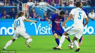 Đánh bại Real Madrid, Barcelona đăng quang ICC trên đất Mỹ