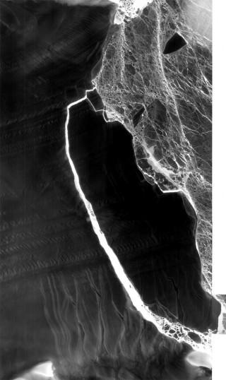 NASA công bố hình ảnh chưa từng có về tảng băng nghìn tỷ tấn tách khỏi Nam Cực