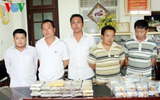 Gần 100 bánh heroin và con đường thẩm lậu vào Việt Nam
