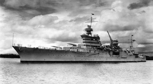 Tìm thấy tàu Mỹ mất tích trong Thế chiến II tại Philippines