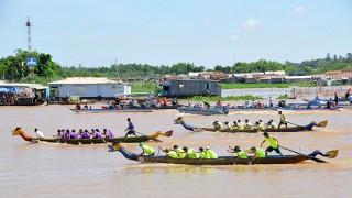 Giải đua thuyền rồng Báo An Giang lần VI-2017: Sẵn sàng khai hội
