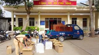 Phân công trách nhiệm chống buôn lậu