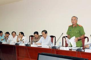 Vai trò của Đảng, chính quyền trong giải quyết khiếu nại, tố cáo và phòng, chống tham nhũng ở An Giang