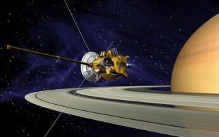 Tàu vũ trụ 3,9 tỷ USD của NASA bốc cháy, lao vào sao Thổ