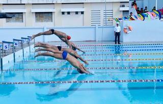 Bơi lội, phát triển đáng ghi nhận