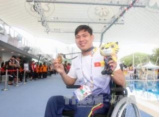 ASEAN Para Games 2017: Đoàn Việt Nam có 31 HCV, lập thêm nhiều kỷ lục mới
