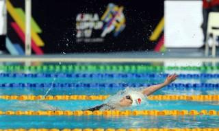 AIMAG 2017: Ánh Viên phá kỷ lục SEA Games 100m bơi ngửa