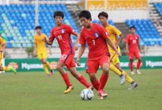 Danh sách 16 đội dự VCK U16 châu Á 2018: Không U16 Trung Quốc