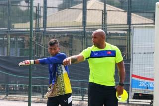 ĐT U19 Việt Nam có trợ lý HLV từng thi đấu tại Premier League