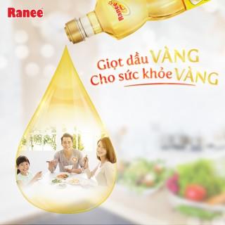 Giọt vàng Ranee cho sức khỏe vàng