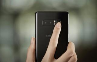 Galaxy Note 9 sẽ tích hợp cảm biến vân tay dưới màn hình