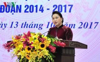 Chủ tịch Quốc hội: Mặt trận cần tăng cường các hoạt động giám sát