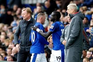 Thảm bại trước Arsenal, Ronald Koeman chính thức bị Everton sa thải