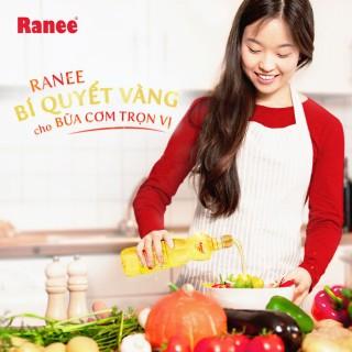 """Ranee - """"bí quyết"""" từ niềm đam mê"""