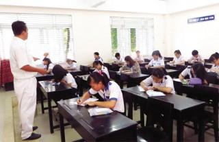 Khó phân luồng học sinh sau tốt nghiệp THCS