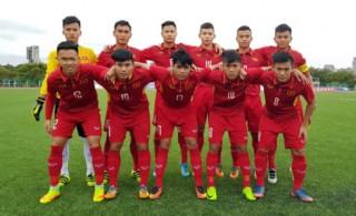 U19 Việt Nam nằm ở nhóm hạt giống số 1 tại VCK U19 châu Á 2018