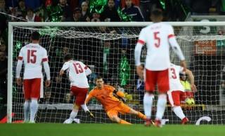 Thua Thụy Sỹ trên sân nhà, cửa đến World Cup của Bắc Ireland hẹp lại