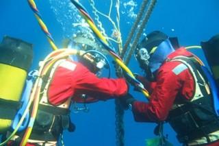 Khoảng một tháng nữa mới hoàn thành sửa chữa tuyến cáp AAG
