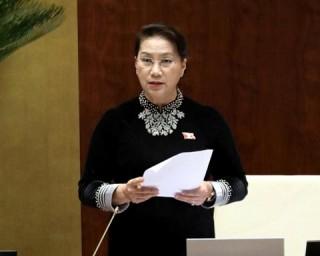 Chủ tịch QH: Bộ trưởng Trương Minh Tuấn nắm chắc thực trạng, trả lời thẳng thắn