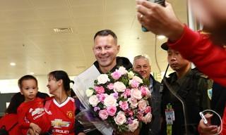Ryan Giggs sẽ áp dụng bài học của Ferguson khi làm bóng đá trẻ ở Việt Nam