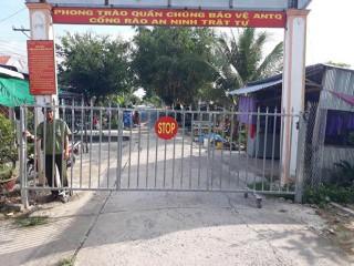 Hiệu quả mô hình cổng rào an ninh ở nông thôn