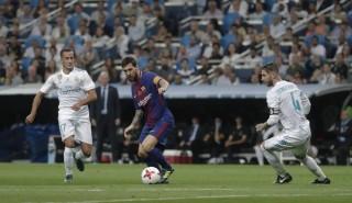 Song sát lên tiếng, Barca vùi dập Real tại Bernabeu