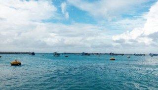 Bão Tembin giật cấp 10-11 đã ập vào quần đảo Trường Sa