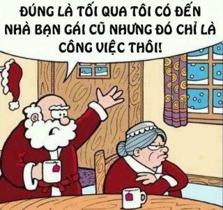 Truyện cười hay nhất mùa Giáng sinh