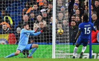 Chelsea 2-0 Brighton: Hai cú đánh đầu giành quà cho The Blues