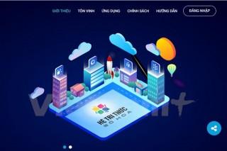 Hệ tri thức Việt số hóa chính thức vận hành vào ngày đầu năm mới