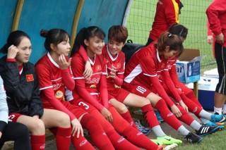 Tuyển nữ Việt Nam lại mơ World Cup